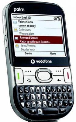 Смартфон Palm Treo 500v официально