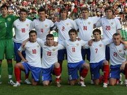 Команда Бориса Стукалова обыграла турок в товарищеском матче
