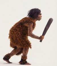 Предки человека не умели бегать?