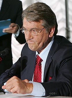 Отравителей Виктора Ющенко назвали поименно