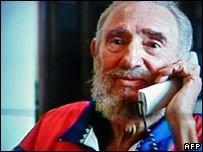 Кастро: Куба спасла жизнь Рональду Рейгану
