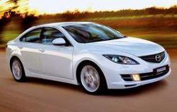 Mazda 6 обновили и перевели в новый класс