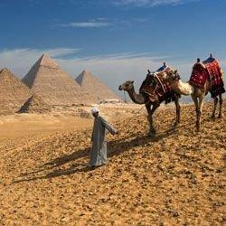 В Египте на одного жителя приходится пять туристов