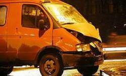 Четыре пассажира получили травмы, выпав из маршрутки