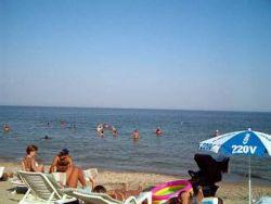 Скорая помощь одесским пляжам