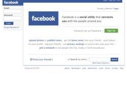 Facebook разместит анкеты миллионов пользователей в свободном доступе
