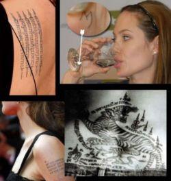 Самые некачественные татуировки звезд (фото)