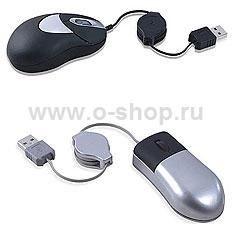 USB-мышь со встроенной flash-памятью