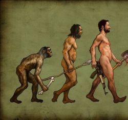 Ученые выяснили, из-за чего эволюционировали люди