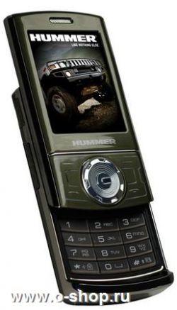 В Москве официально представлен aвто-мобильный телефон HUMMER HT1