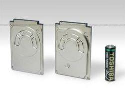 Toshiba выпустила самый маленький в мире HDD