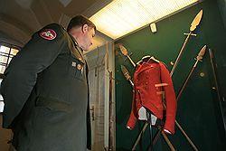 Армия переходит на высокую форму одежды