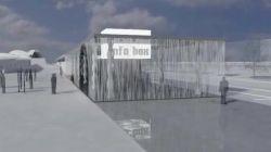 Чудо техники - цифровые стены из воды