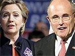Клинтон и Джулиани лидируют в президентской гонке