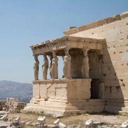 В Греции сносят древние музеи
