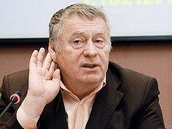 Жириновский обещает продлить жизнь до 150 лет и клонировать себя