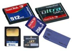 Nokia, Samsung и Sony Ericsson объявили о поддержке карт памяти следующего поколения