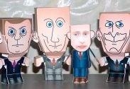 В кресло Путина метит виртуал