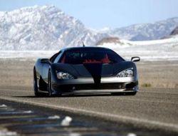 Американский суперкар стал самой быстрой машиной в мире