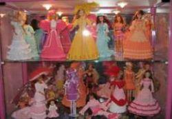 Куклы - новый объект вложения средств