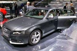 Франкфуртский автосалон 2007: Новая Audi A4 (фото)