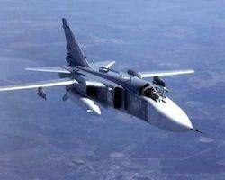 В России возобновлены полеты самолетов Су-24, прерванные аварией бомбардировщика в Хабаровском крае