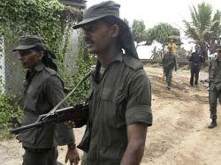 На Шри-Ланке 30 человек погибли при столкновениях с боевиками