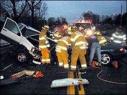 11 человек пострадали в автоаварии на юге Франции