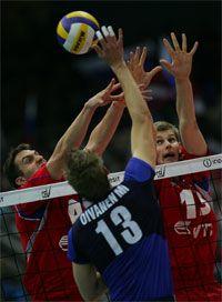 Чемпионат Европы по волейболу. Россия в финале