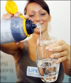 Чудо-бутылка – идеальный фильтр для воды
