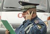 Из-за пьяного милиционера на Минском шоссе столкнулись 5 машин