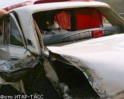 В крупном ДТП в Свердловской обл. погибли пять человек