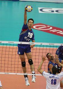 Мужской чемпионат Европы по волейболу. Испания - чемпион