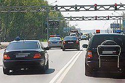Российские водители больше всего боятся встретить на дороге высокопоставленный кортеж
