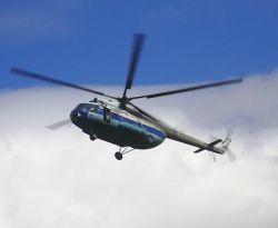 На Колыме разбился вертолет с польскими туристами-экстремалами