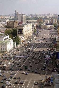 В Москве средняя стоимость квадратного метра составляет 4066 долларов
