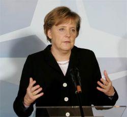 Ангела Меркель призывает узаконить интернет-слежку в Германии