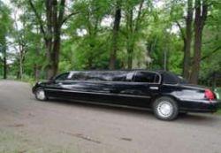 Черный лимузин - символ роскоши и избранности