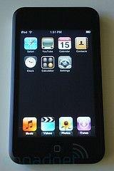 iPod touch выходит на мировой рынок