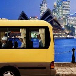 В Австралию теперь можно добраться на автобусе
