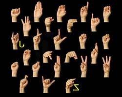 Разработан сихронный переводчик с английского на язык жестов
