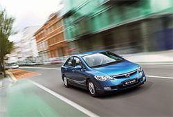 Honda отзывает Civic для ремонта