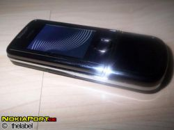 Официально: Nokia готовит новую модель серии 8ххх (фото)