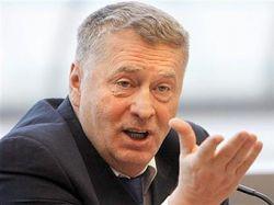 Жириновский: Народ не должен избирать президента, народ должен радоваться