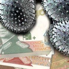 На банкнотах притаился смертельный вирус