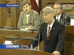 Президент Латвии согласился заморозить свою зарплату
