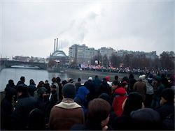 Власти отказали оппозиции в проведении акций 8, 9 и 10 марта