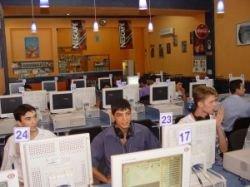 В Китае запретили открывать интернет-кафе