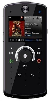 Новинки от Motorola: ROKR E8 и RIZR Z10