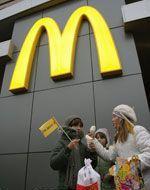 McDonald's решила работать в Молдавии по франчайзингу